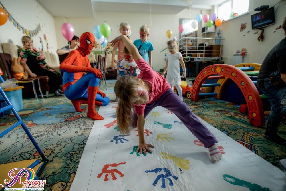 Программы детских праздников