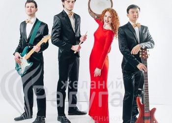 музыканты и диджей